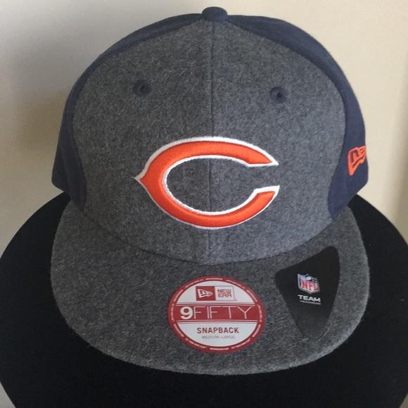 886265bcc18 NFL Chicago Bears Men s New Era Cap Hat